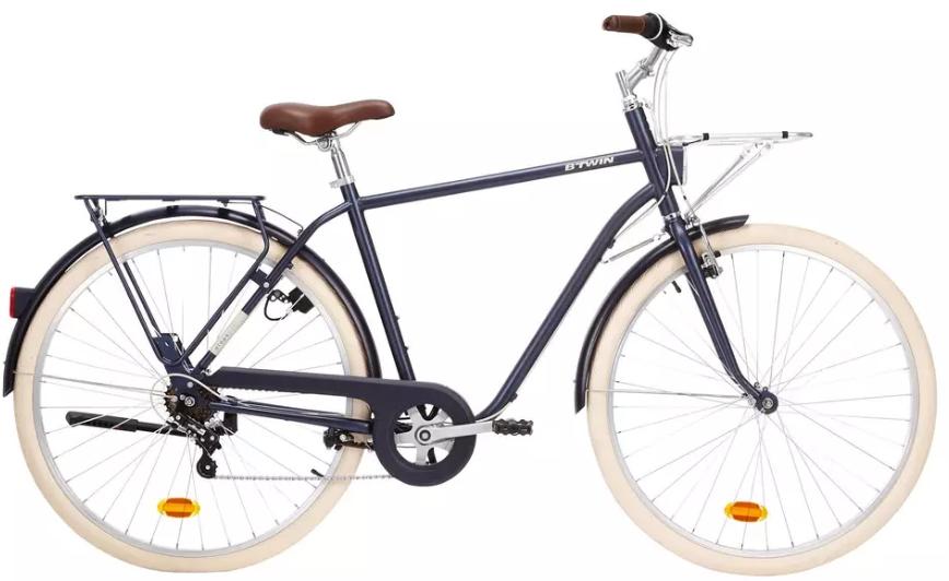 Comparatif vélo de ville Btwin Elops 520