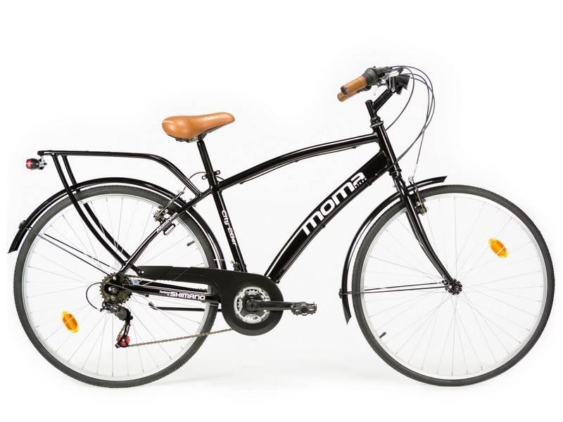Comparatif vélo de ville Moma City