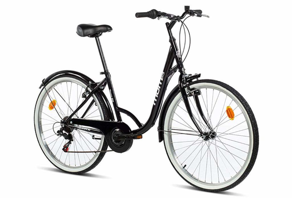 Comparatif vélo de ville Moma Paseo Town
