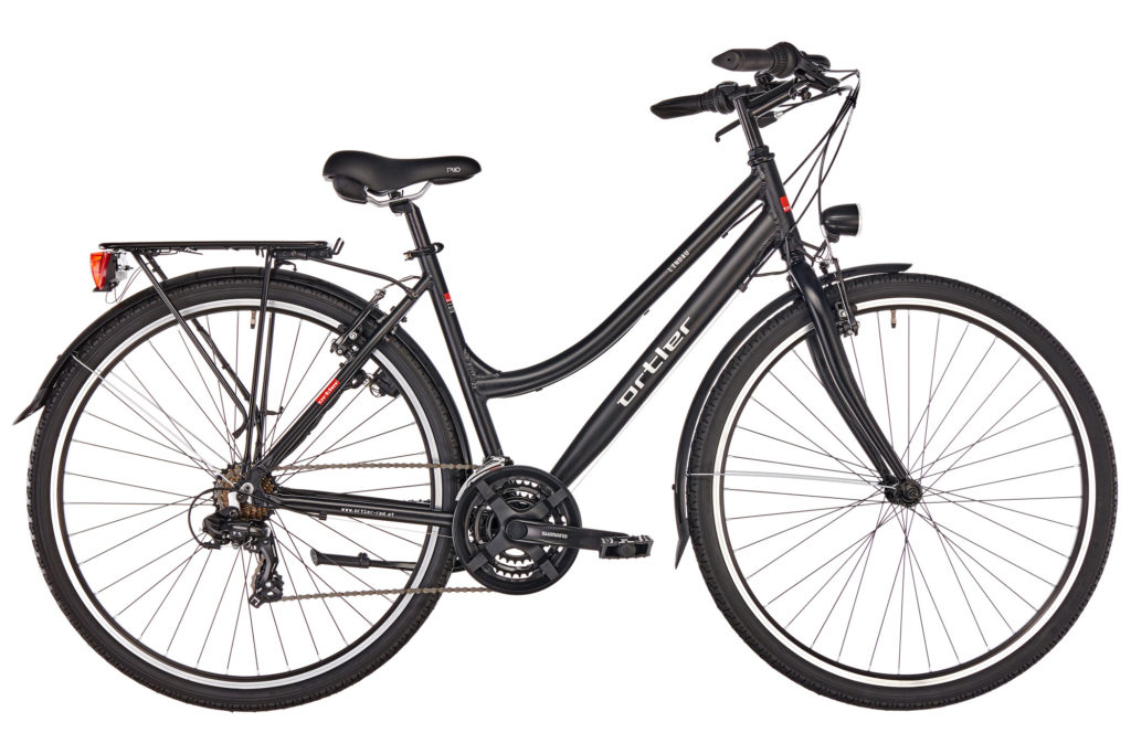 Comparatif vélo de ville Ortler Lindau