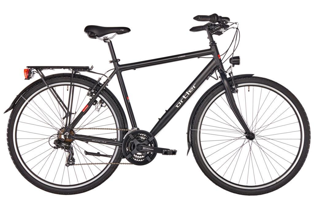 Comparatif vélo de ville Ortler Lindau cadre haut