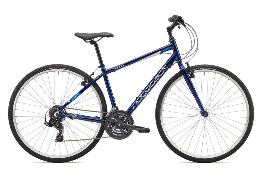 Comparatif vélo Ridgeback Motion