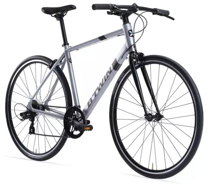 Comparatif vélo de ville VTC Btwin Triban 100