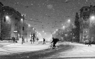 Vélo en hiver : Gants, tours de cou et cagoules