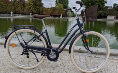 Test ELOPS 520 : le vélo de ville idéal ?